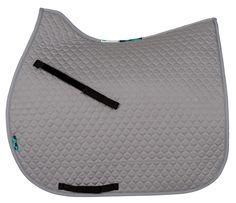 HiWither everyday saddlepad (SP11) GP Grey
