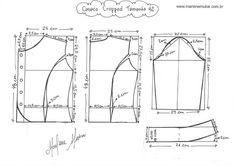 sew pattern making T Shirt Sewing Pattern, Collar Pattern, Pattern Drafting, Jacket Pattern, Bodice Pattern, Mccalls Patterns, Sewing Patterns, Clothing Patterns, Dress Patterns