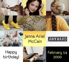 Harry Potter the Next Generation (Birthday): Jenna Ariel McCain • February 14, 2000 • Hufflepuff • Kristin Kreuk