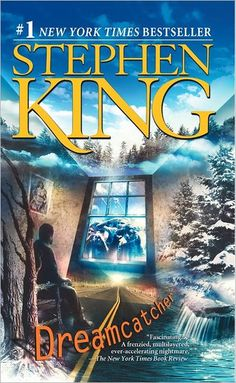 Dreamcatcher by Stephen King. The book was really good... the movie was a disappointment in comparison