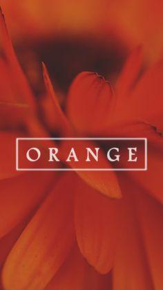 My Lockscreens - Orange