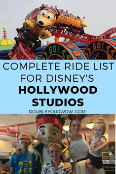 Get a complete overview of Hollywood Studios at Disney World. Find out about restaurants, rides, and all of the new lands including Toy Story Land and Star Wars Galaxy's Edge at Walt Disney World Hollywood Studios Walt Disney World, Disney World Tipps, All Disney Parks, Disney World Planning, Disney World Tips And Tricks, Disney Tips, Disney World Vacation, Disney World Resorts, Disney Vacations