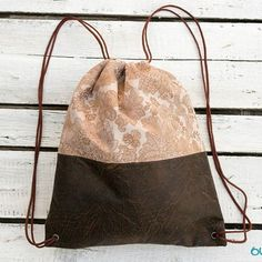 Handmade designer fashion bags with leather accessories by buboxa Leather Accessories, Handmade Bags, Fashion Bags, Drawstring Backpack, Gym Bag, Backpacks, Trending Outfits, Unique Jewelry, Etsy