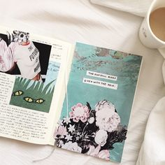 Art book Art journal Inspiration Ideas