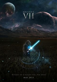 """10 """"Star Wars Episode VII"""" Fan affiches qui sont effectivement Out Of This World"""