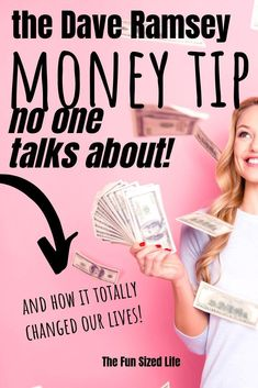 You will not see this tip in Dave Ramsey's Baby Steps! But it can totally change your debt payoff strategy and help you build wealth. Here's the secret money hack that totally changed our life. Ways To Save Money, Money Tips, Money Saving Tips, Managing Money, Money Hacks, Living On A Budget, Frugal Living, The Secret Money, Financial Tips