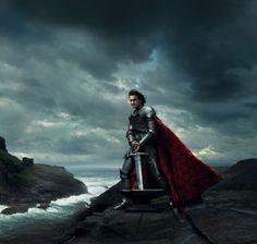 Annie Leibovitz - Disney dream portrait - King Arthur