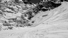Nevi e ghiacci (quasi) perenni #montagna #scialpinismo http://www.vividolomiti.it/