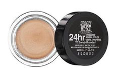 """This is a fantastic cream shadow that comes in so many great colors,"""" Blunder told us. """"I love to layer this product under powder eye shadow for more intensity and a long-lasting effect."""