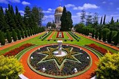 Image result for bahai gardens