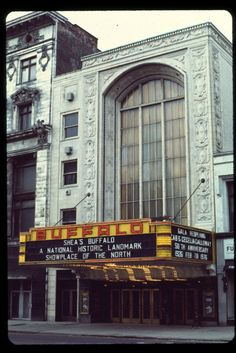 worked there Shea's Theater, Buffalo, NY Then And Now Photos, Buffalo New York, Good Neighbor, Upstate New York, Historical Architecture, Beautiful Architecture, Niagara Falls, Great Places, Performing Arts