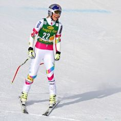 """Lindsey VonnLindsey Vonn joins """"SportsCenter"""" to discuss becoming the women's World Cup record holder for race wins at boyfriend Tiger Woods surprising her at the event and her successful comeback from injury. World Cup Skiing, Women's World Cup, World Cup Records, Warrior Workout, Lindsey Vonn, Ski Racing, Record Holder, Alpine Skiing, Tiger Woods"""