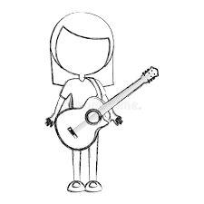 guitar draw - Αναζήτηση Google Guitar Drawing, Peace, Google, Sobriety, World