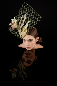 Philip Treacy Hats, Love Hat, The Crown, Head Wraps, Hats For Women, Wigs, Gallery, Floral, Fashion Design