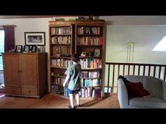 Secret Door Bookcase: 18 Steps (with Pictures)