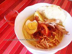 Resep Soto Medan Ayam Kampung | Resep Masakan Indonesia (Indonesian Food Recipe)