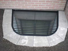 ideas for basement window covers