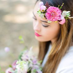 Janeane Marie Photography, Kate Rose Creative Group - bridal shower designer, ZuZu's Petals - florist
