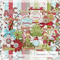 Thursday's Guest Freebies ~ Cinnamon Scraps ✿ Join 6,200 others. Follow the Free Digital Scrapbook board for daily freebies. Visit GrannyEnchanted.Com for thousands of digital scrapbook freebies. ✿
