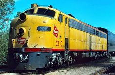 Milwaukee Road!