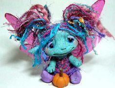 OOAK RagTag Fairy Trollfling Mandy by Amber by Trollflings on Etsy, $165.00