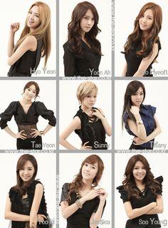 <3 Girls Generation <3 SNSD So Nyuh Shi Dae