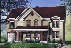 - 80577PM | 2nd Floor Master Suite, CAD Available, Canadian, Metric, PDF | Architectural Designs