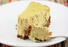 Grain-Free Pumpkin Cheesecake - is this too good to be true?
