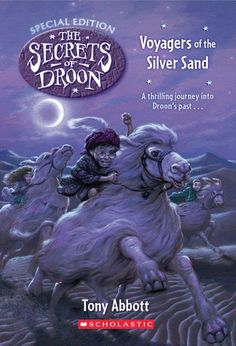 The Secrets of Droon Special Edition #3: Voyagers of the Silver Sand (eBook)