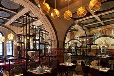皇家艺术学院餐厅翻新改造/ Design Research Studio - 餐饮 - 室内设计师网