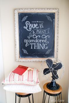 As you know by now, I LOVE doodling on my chalkboards, and I change them up for holidays, birthdays, special parties, and sometimes for no reason at all. So… when my sweet friend, Kristin {Simply Klassic}, asked if I wanted to draw this beautiful chalkboard template she designed, of course I said yes! Isn't she...Read More »