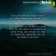 Aries Horoscope. Want more astrology? Visit our friends at iFate.com today!