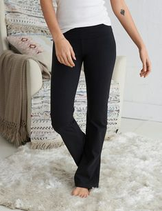 Aerie chill boot pant