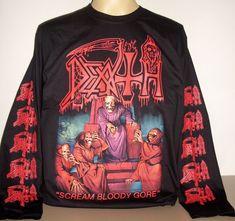 32 mejores imágenes de Camisetas de Grupos Rock y Metal  a5f9831a72231