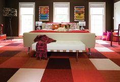 eclectic bedroom by Supon Phornirunlit / Naked Decor