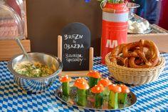 Bavarian breakfast at  MEININGER Hotel Munich City Center #meiningerhotel München