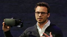 Oculus CEO and co-founder Brendan Iribe steps down Palmer Luckey, What Is Software, You Better Work, When You Love, Do Your Best, Co Founder, New Technology, Change The World, Tech News