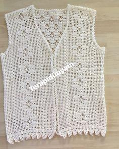 Thread Crochet, Crochet Doilies, Knit Crochet, Crochet Baby Dress Pattern, Short Tops, Cotton Thread, Crochet Clothes, Knit Dress, Short Dresses