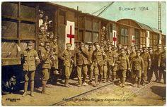 Allied Ambulance Train