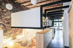 CJWHO ™ (Patio-House In Gracia, Barcelona, Spain | Carles...)