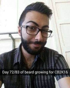 Day 72 of 83 of beard growing for #countingbars2016 the acapella musical I'm playing an Arab character for! Prepare for the silly Beard shaving/colouring before it gets shaved off! #beards #beardgrowth #beard #mustache #hairy #beardlyf #Persian #Australian #acapella #musical #performance #CountingBars by samaraiguy