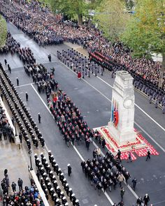Britain will fall silent for two minutes to remember the end of the First World War on Friday the 11th of November. This tradition of holding a silence was started by King George V to ensure that the 'thoughts of everyone may be concentrated on reverent remembrance of the glorious dead.'   This d