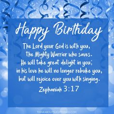 Discover Bible verses for Birthdays or other special occasions. Perfect to place in a card, gift, or post on their social media account. These birthday Bible verses and scriptures will encourage the birthday girl or boy! Biblical Birthday Wishes, Birthday Blessings Christian, Birthday Scripture, Birthday Verses For Cards, Happy Birthday Wishes Quotes, Birthday Wishes For Boyfriend, Birthday Wishes Cards, Happy Birthday Images, Birthday Quotes