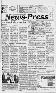 The Fress Press - Google News Archive Search