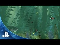 I love underwater stuff. This actually sort of makes me want to fire up Endless Ocean on the Wii again