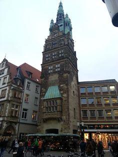 Münster in der Vorweihnachtszeit