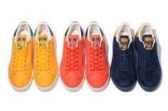スタンスミスから待望の新作スニーカー発売、ヴィンテージのカレッジペナント色を採用 | ニュース - ファッションプレス