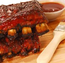 Tangy Agave BBQ Sauce     Tammy made and liked... said would be better with liquid smoke