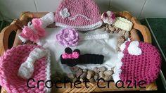 Girls crochet bundle