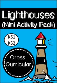 This 49 page resource includes teaching aids, infographics and cross curricular activities for KS1 and Lower Key Stage 2. Resource includes Real Life images of Lighthouses Lighthouse Fact Cards (laminate for long term durability!) Several writing tasks  Lighthouse Addition and Subtraction